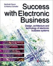 Cover of: Success with Electronic Business