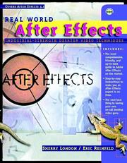 Cover of: Real World After Effects (version 3.1)