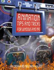 Cover of: Animation Tips and Tricks for Windows and Mac
