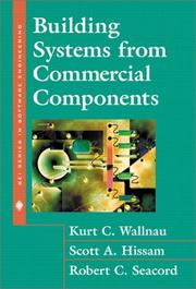 Cover of: Building Systems from Commercial Components(Paperback) (The SEI Series in Software Engineering)