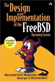 Cover of: The Design and Implementation of the FreeBSD Operating System