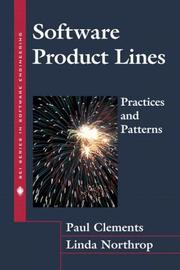 Cover of: Software Product Lines