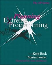 Cover of: Planning Extreme Programming (The XP Series)