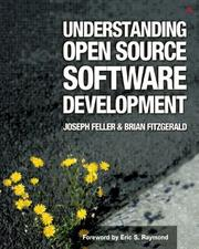 Cover of: Understanding Open Source Software Development