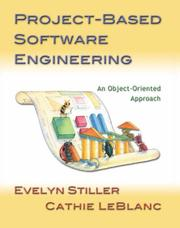 Cover of: Project-Based Software Engineering