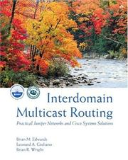 Cover of: Interdomain Multicast Routing