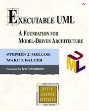 Cover of: Executable UML