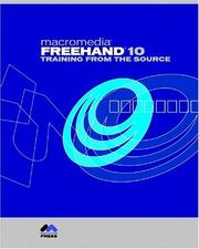 Cover of: Macromedia FreeHand 10