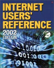 Cover of: Internet User's Reference