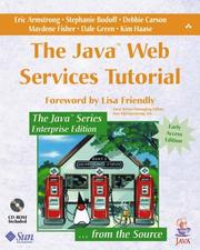 Cover of: The Java Web Services Tutorial
