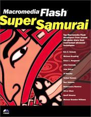 Cover of: Macromedia Flash