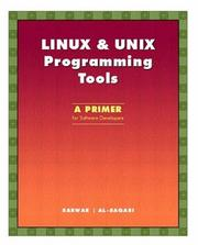 Cover of: LINUX & UNIX Programming Tools