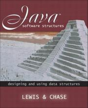 Cover of: Java Software Structures