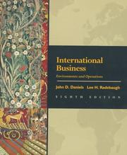 Cover of: International Business