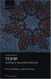 Cover of: TCP/IP Running a Successful Network (2nd Edition)