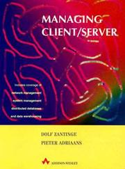 Cover of: Managing Client Server