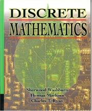 Cover of: Discrete Mathematics