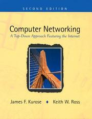 Cover of: Computer Networking
