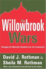 Cover of: The Willowbrook Wars
