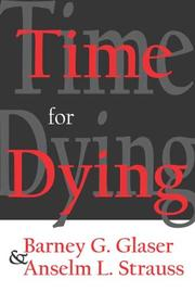 Cover of: Time for Dying
