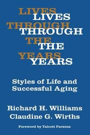 Cover of: Lives Through the Years