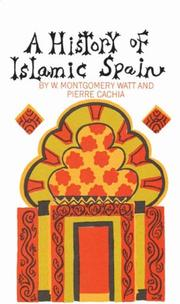 Cover of: A History of Islamic Spain