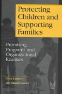 Cover of: Protecting Children and Supporting Families