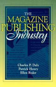 Cover of: Magazine Publishing Industry, The