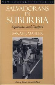 Cover of: Salvadorans in Suburbia