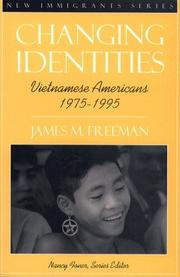 Cover of: Changing Identities