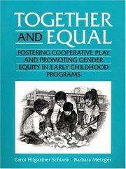 Cover of: Together and Equal