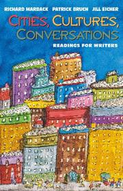Cover of: Cities, Cultures, Conversations