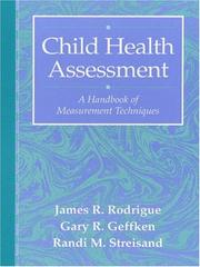 Cover of: Child Health Assessment