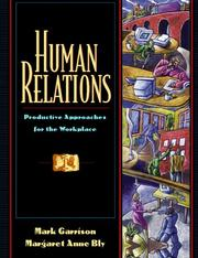 Cover of: Human Relations