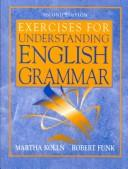 Cover of: Exercises for Understanding English Grammar