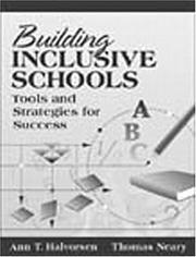 Cover of: Building Inclusive Schools