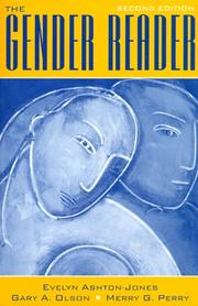 Cover of: The Gender Reader (2nd Edition)