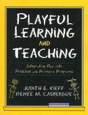 Cover of: Playful Learning and Teaching