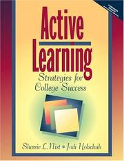 Cover of: Active Learning