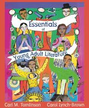 Cover of: Essentials of Young Adult Literature