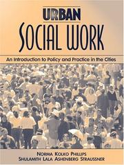 Cover of: Urban Social Work
