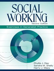 Cover of: Social Working