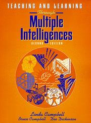 Cover of: Teaching and Learning Through Multiple Intelligences (2nd Edition)