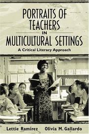 Cover of: Portraits of Teachers in Multicultural Settings
