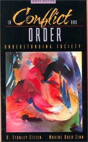 Cover of: In Conflict and Order