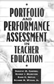 Cover of: Portfolio and Performance Assessment in Teacher Education