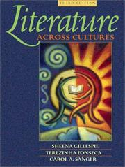 Cover of: Literature Across Cultures (3rd Edition)