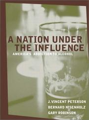 Cover of: A Nation Under the Influence