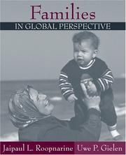 Cover of: Families in Global Perspective