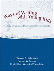 Cover of: Ways of Writing with Young Kids